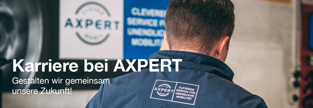 Karriere bei AXPERT