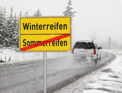 The winter is coming – Zeit für Winterreifen