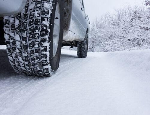 Der Winter ist da – die Reifen müssen gewechselt werden
