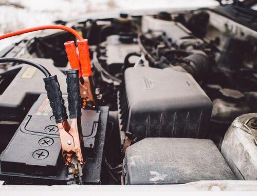 Kostenloser Batterietest bei AXPERT